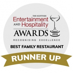 Runner Up Best Family Pub 2018