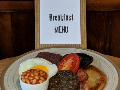 NEW Breakfast Takeaway